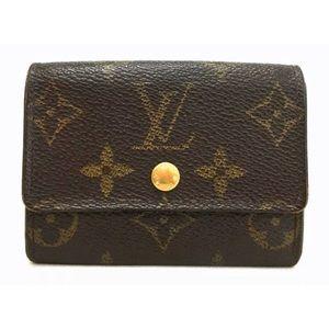 💯Authentic Louis Vuitton Coin Card Case Holder